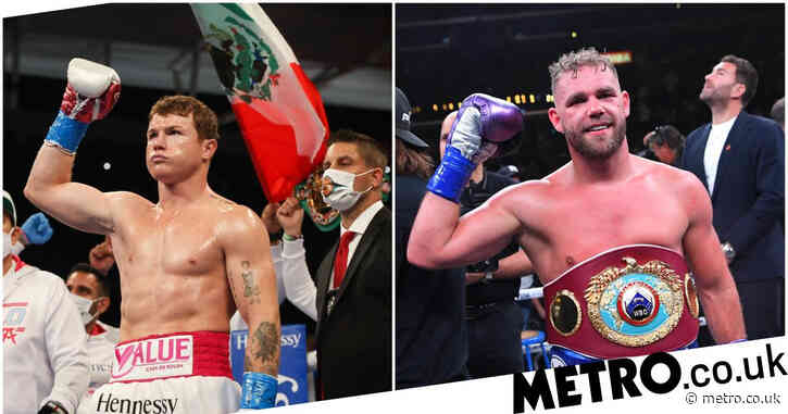 Canelo Alvarez vs Billy Joe Saunders: UK start time, TV channel, live stream, undercard and betting odds