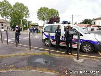 Villeneuve-sur-Lot : la tentative de blocus du lycée échoue - Sud Ouest