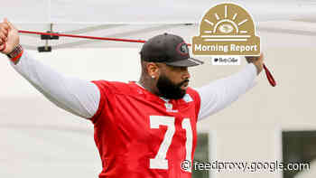 Morning Report: Here's What 49ers OTAs Will Look Like in 2021
