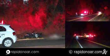 Motociclista morre em acidente na Limeira – Artur Nogueira - Rápido no Ar