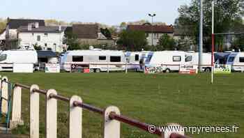 Gens du voyage: pourquoi 200 caravanes stationnent sur l'agglo Tarbes-Lourdes-Pyrénées - nrpyrenees.fr