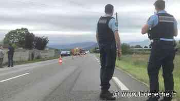 La route entre Lourdes et le Béarn fermée à Loubajac suite à une fuite de gaz - LaDepeche.fr