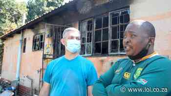 Tshwane blamed for Danville house fire that left child in ICU - IOL