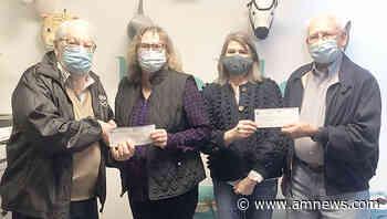 Danville Knights of Columbus present checks to organizations - The Advocate-Messenger - Danville Advocate