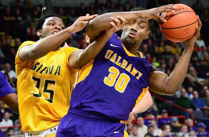 Siena, UAlbany discuss reviving men's basketball rivalry
