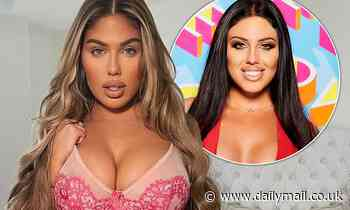 Love Island's Anna Vakili reveals she's reversing £100,000 of surgery to get a 'natural look' back