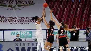 A1 Femminile - Finale Scudetto: Venezia supera Schio e va 1-0 nella serie - Pianetabasket.com