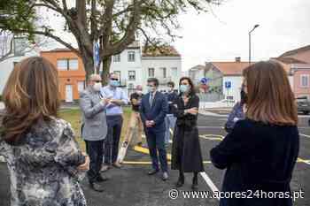 Ponta Delgada tem novo parque de estacionamento gratuito - Açores 24Horas