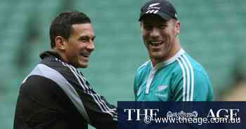 'Sonny, look at your little chest mate': SBW sees lighter side to Thorn identity