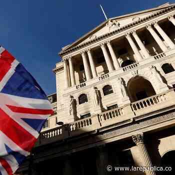 El Banco de Inglaterra anticipa un mayor crecimiento y frena la compra de bonos - La República