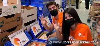 ODS2. Soltec, galardonada por el Banco de Alimentos del Segura - Corresponsables.com