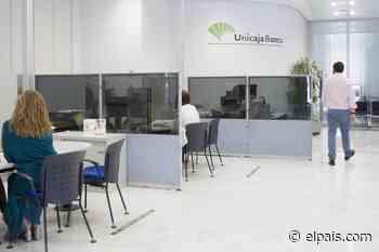 Unicaja Banco no desvelará el impacto en empleo hasta formalizar la fusión con Liberbank - EL PAÍS