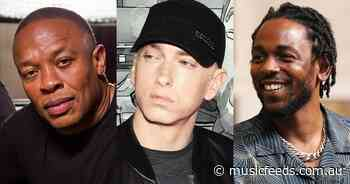 Rumour Has It, There's A Dr. Dre, Eminem And Kendrick Lamar Collab In The Works - Music Feeds