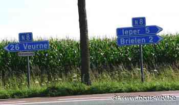 Langverwachte herinrichting N8 in Veurne begin volgend jaar van start - Focus en WTV