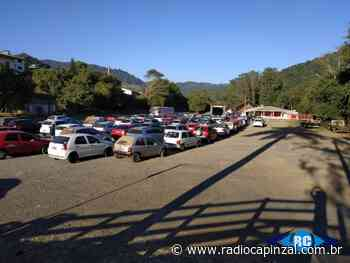 Covid-19: Capinzal vacinou mais de 360 idosos durante a quinta-feira - Rádio Capinzal