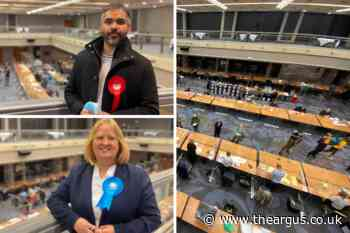 Recap: election results 2021: Brighton by-election winners