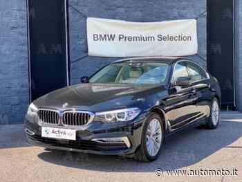 Vendo BMW Serie 5 530d xDrive 249CV Luxury usata a Bressanone/Brixen, Bolzano (codice 9045543) - Automoto.it