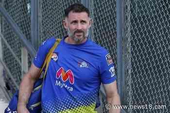 IPL 2021: CSK Batting Coach Michael Hussey Tests Negative For Coronavirus - News18