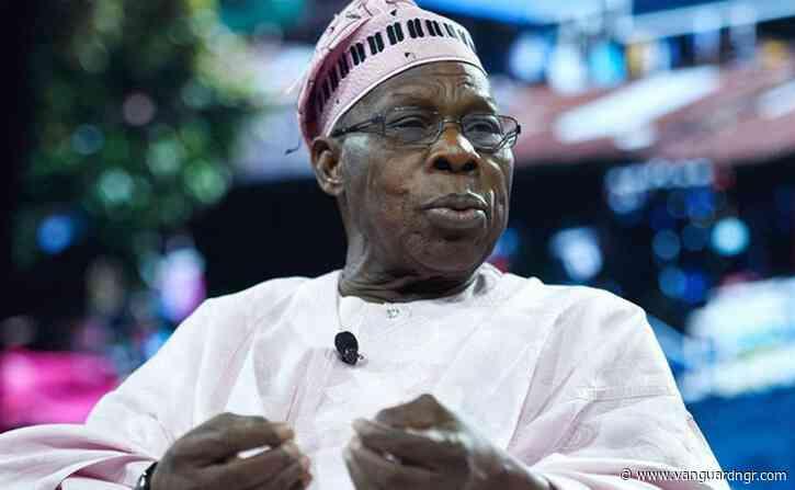 Obasanjo declares support for Ajunwa's Foundation
