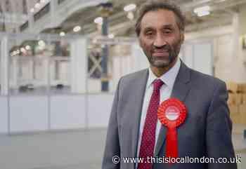 Onkar Singh Sahota HOLDS Ealing & Hillingdon for Labour