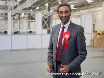 Labour's Dr Onkar Sahota re-elected as London Assembly Member for Ealing and Hillingdon