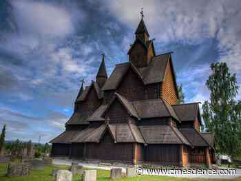 A song of gods and dragons: What's behind the animals carved in Norway's stave churches - ZME Science