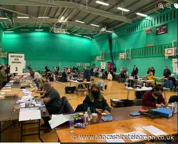 Elections 2021: Burnley poll leaves party in charge of council