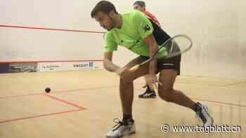 Squash - Drei Siege in drei Tagen: Schweizer Meister Grabs schafft Playoff-Qualifikation - St.Galler Tagblatt