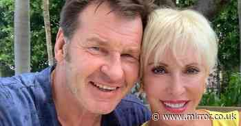Golf legend Nick Faldo marries ex-topless dancer who's on her seventh marriage