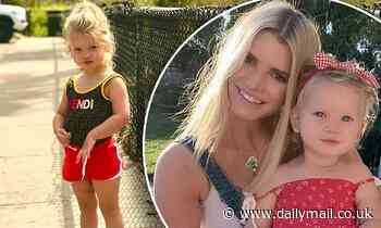 Jessica Simpson shares a cute snap of her and youngest daughter Birdie Mae to her Instagram