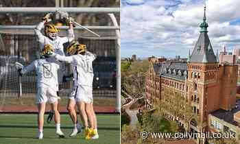 Catholic high school suspends 17 members of lacrosse team for underage drinking and hazing