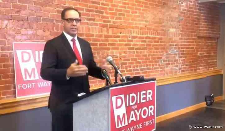 Fort Wayne Councilman Tom Didier announces mayoral bid; Henry weighing future