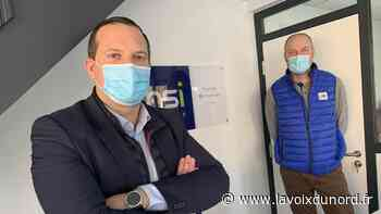 Caudry: avec l'entreprise de nettoyage industriel NSI, « une nouvelle vie » pour l'ex-miroiterie Allard - La Voix du Nord