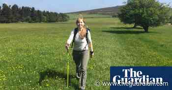 Pole to pole: a Nordic walking weekend in Herefordshire - The Guardian