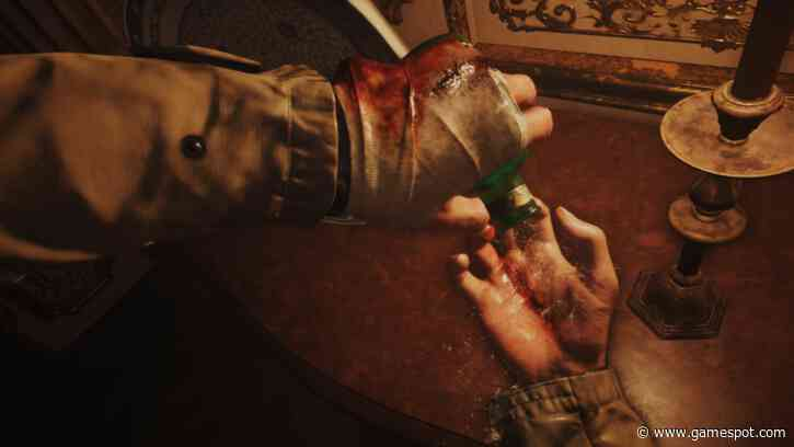 Yes, There's A Reason Resident Evil Village's Ethan Can Shrug Off Dismemberment