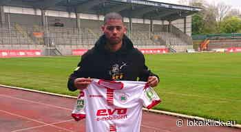 Manuel Kabambi kommt vom FC Wegberg-Beeck - Lokalklick.eu - Online-Zeitung Rhein-Ruhr