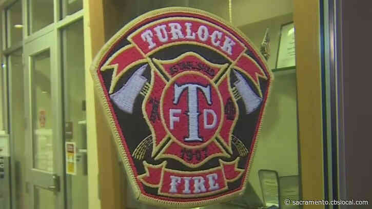 Police: Turlock Sideshow Bystanders Allegedly Climbed On Fire Truck