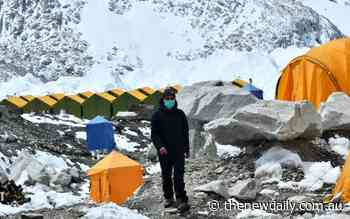 Nepal coronavirus crisis appears to mimic India, with outbreaks even on Mt Everest - The New Daily