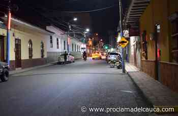 Decretan Toque de Queda y Ley Seca en Santander de Quilichao – - Proclama del Cauca