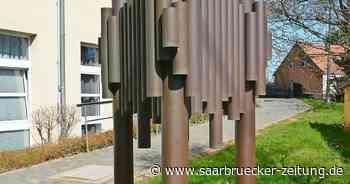 Kunst im öffentlichen Raum - Brunnen von Otto Zewe in Schiffweiler - Saarbrücker Zeitung
