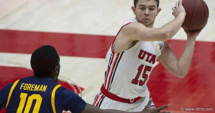 Utah point guard Rylan Jones enters NCAA Transfer Portal, Utah State could be next destination