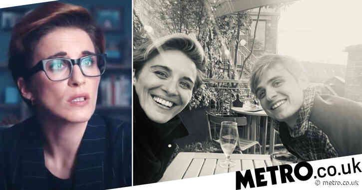 Line of Duty star Vicky McClure celebrates as she wraps up filming for series two of Alex Rider