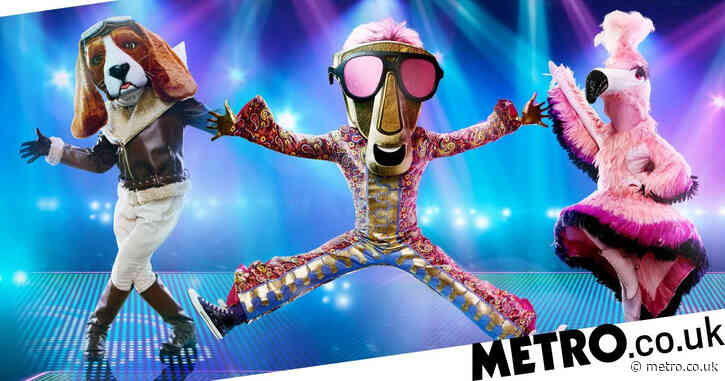When does The Masked Dancer start on ITV as costumes finally unveiled?