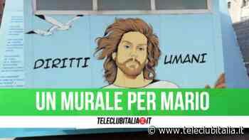 Mario Paciolla: un murales a Napoli per ricordare il cooperante di Frattamaggiore morto in Colombia - Teleclubitalia.it