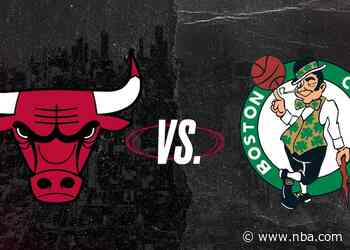 Keys to the Game: Bulls vs. Celtics (05.07.21)
