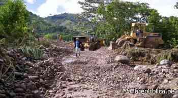 Amazonas: prorrogan estado de emergencia en Cajaruro por deslizamientos lrnd - LaRepública.pe