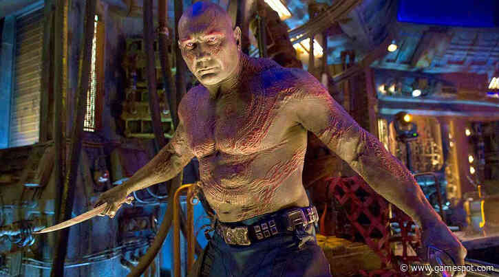 Guardians Of The Galaxy Vol. 3 Will Probably Be Drax's Last, Says Dave Bautista