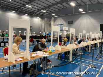 Tories sweep to power in Pendle on new map