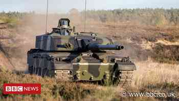 British Army to get 148 Challenger 3 tanks in £800m deal