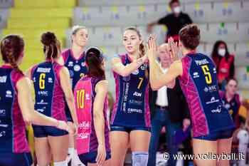 Scandicci: Confermata Petrini, sarà il terzo anno - Volleyball.it